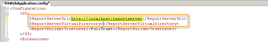 SSRS Error 2: The attempt to connect to the report server failed. Check your connection information and that the report server is a compatible version.  (4/6)