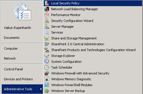 Access is denied: 'xxx.dll' - Manually add an assembly (.dll) to the GAC on Windows Server 2008 R2 (2/6)
