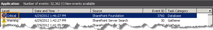 The workbook cannot be opened -  Excel Services error on SharePoint 2010 (2/6)