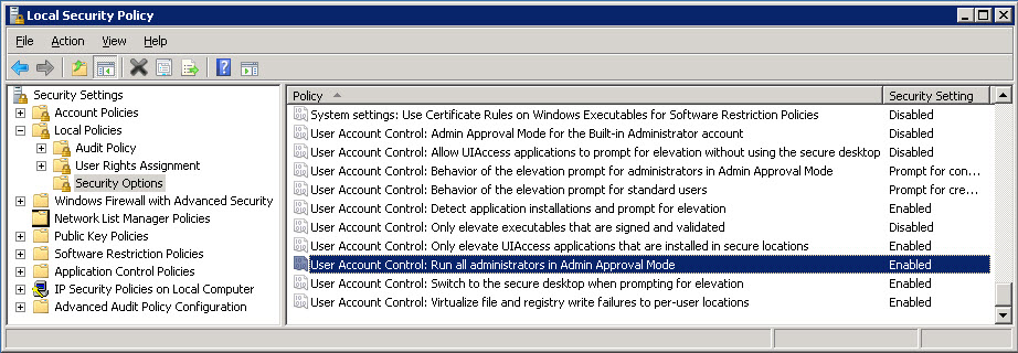 Access is denied: 'xxx.dll' - Manually add an assembly (.dll) to the GAC on Windows Server 2008 R2 (4/6)