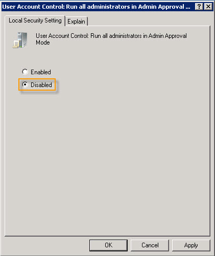 Access is denied: 'xxx.dll' - Manually add an assembly (.dll) to the GAC on Windows Server 2008 R2 (5/6)