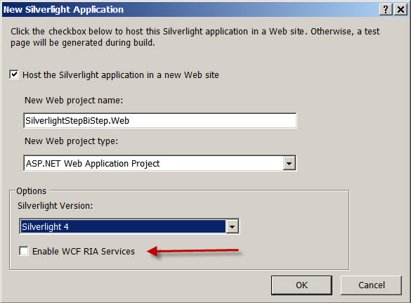 Getting started with Silverlight - Visual Studio 2010 (3/6)